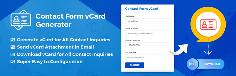You are currently viewing Contact Form vCard Generator | Ashish Ajani | No label temporarily