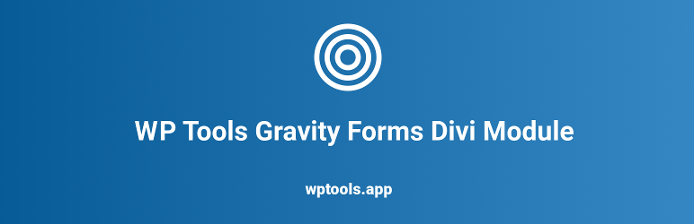 WP Tools Gravity Forms Divi Module