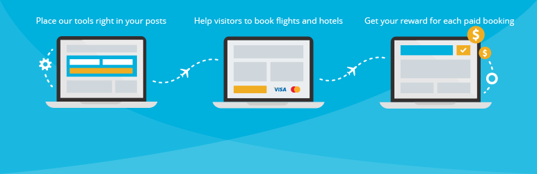 Travelpayouts: Flights & Hotels Travel Search