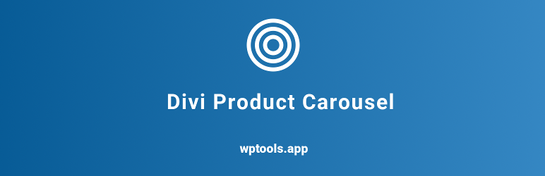 WP Tools Divi Product Carousel
