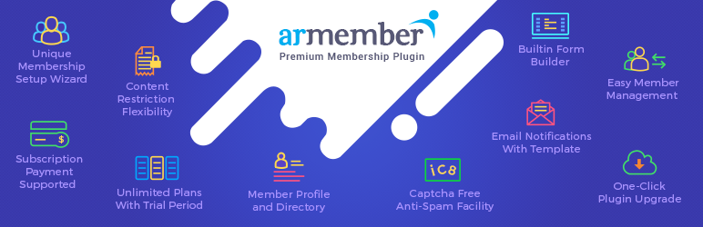 Membership Plugin – ARMember