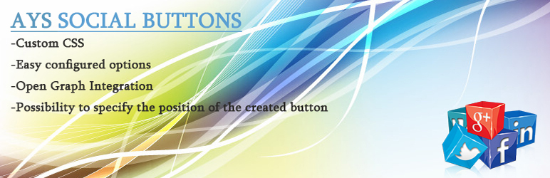 Read more about the article Ays Social Buttons   Social Sharing Team