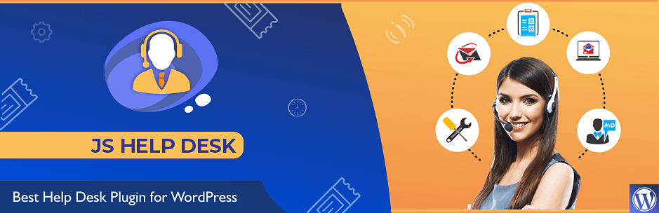 JS Help Desk – Best Help Desk & Support Plugin
