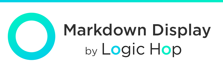 Markdown Display by Logic Hop