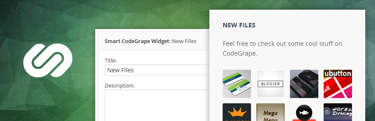 Smart CodeGrape Widget