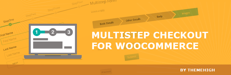 MultiStep Checkout for WooCommerce