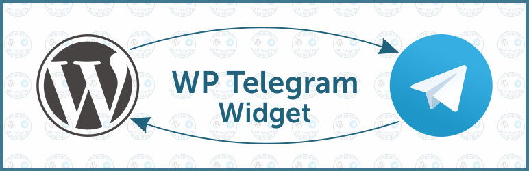 WP Telegram Widget and Join Link