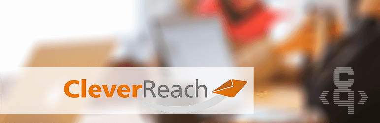 Newsletter Sign-Up for CleverReach