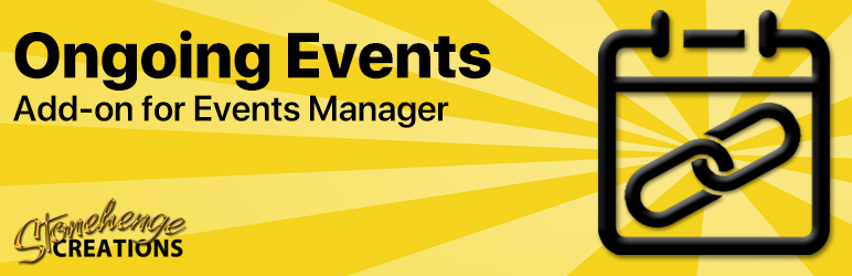 Read more about the article Events Manager – Ongoing Events   Stonehenge Creations   chained,classes,courses,Events Manager