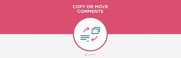 Copy or Move Comments