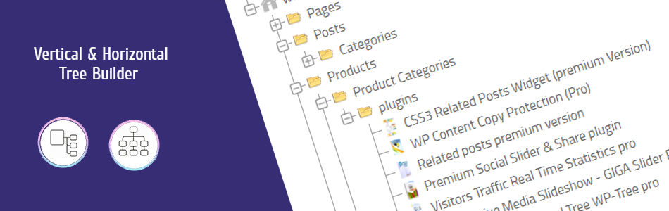 Nested Pages (Tree Page View)