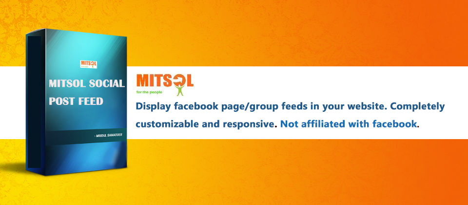 Read more about the article Mitsol Social Post Feed | mitsol