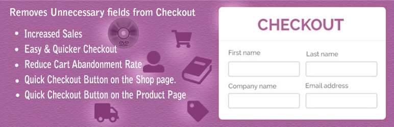 Digital Goods for WooCommerce Checkout