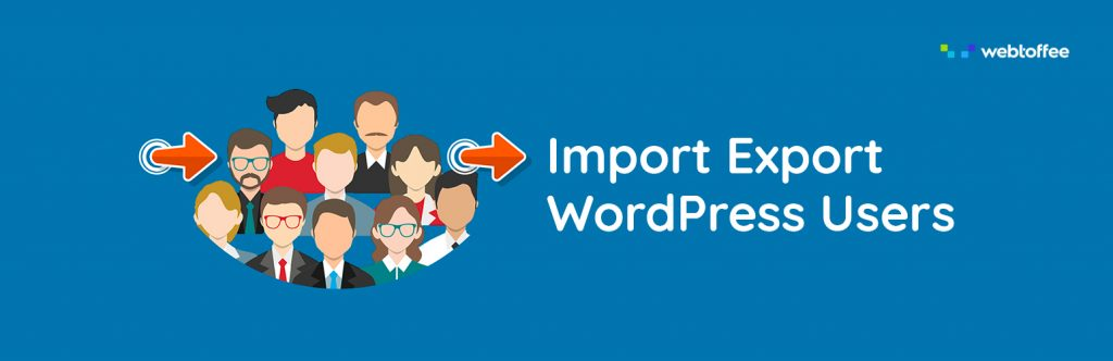 Import Export WordPress Users