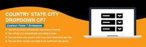 Read more about the article Country State City Dropdown CF7 | Trusty Plugins | contact form,contact form 7,form