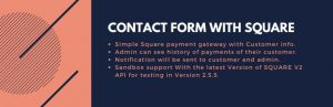 Read more about the article Contact Form With Square | LUCKI MEDIA | contact form,square