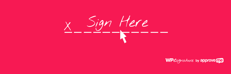 Read more about the article WooCommerce Digital Signature   Approve Me