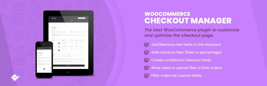 Checkout Manager for WooCommerce | QuadLayers | checkout field