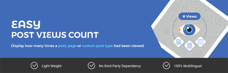 Read more about the article Easy Post Views Count | AlphaBPO | count,Easy Post Views Count,post count,post views