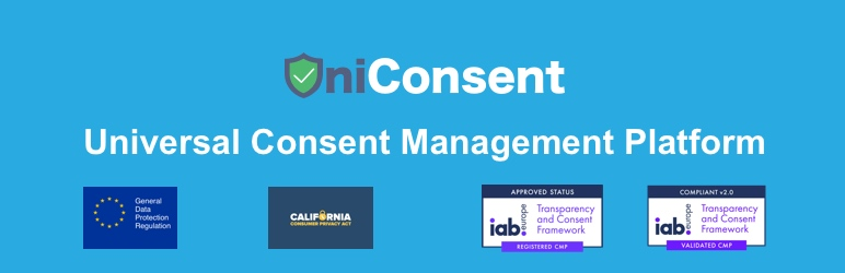 Read more about the article UniConsent Cookie Consent CMP for GDPR / CCPA   UniConsent