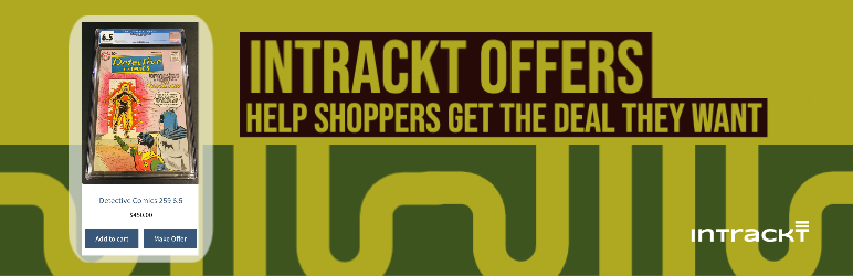 Intrackt Offers | Intrackt | e-commerce