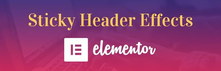 Read more about the article Sticky Header Effects for Elementor   Rwattner   add-ons,elementor,elementor page builder,elements