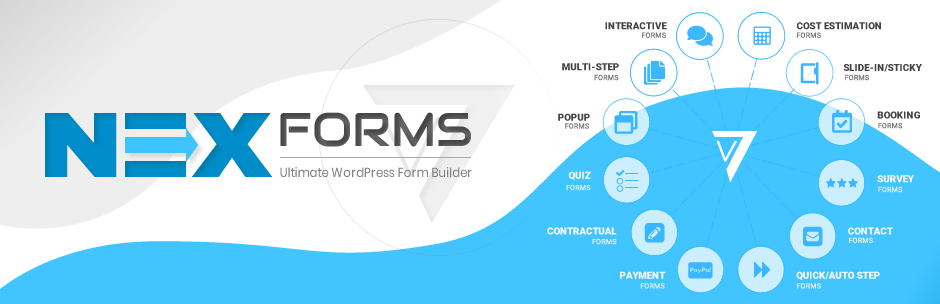 NEX-Forms – Contact Forms Builder