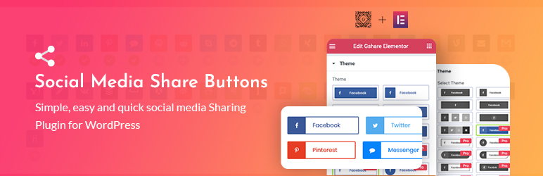 Read more about the article Social Media Share Buttons Plugin – Gshare | WPPOOL | Fastest WordPress Social Share Plugins,social media share,social media sharing plugin,social share plugin,wordpress social share plugin