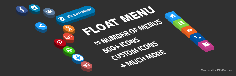 Read more about the article Float menu – awesome floating side menu | Wow-Company