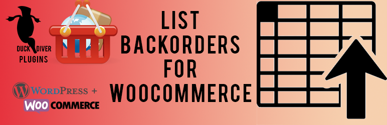 List Orders with Backorders for WooCommerce