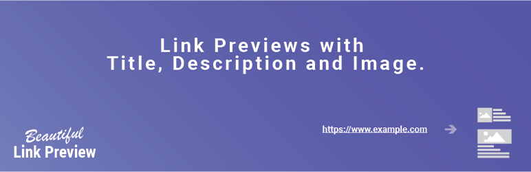 Beautiful Link Preview