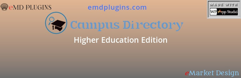 Faculty Staff and Student Directory Plugin – Campus Directory   eMarket Design   faculty