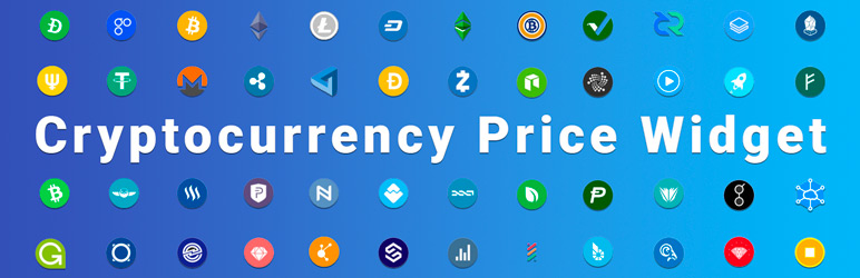Cryptocurrency Price Widget | CurrencyRate.today | bitcoin