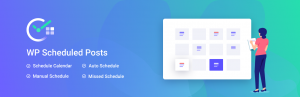 Read more about the article WP Scheduled Posts – Missed Schedule, Auto Social Share & Best Editorial Calendar | WPDeveloper