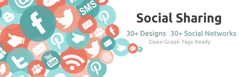 Share Buttons & Social Sharing Icons
