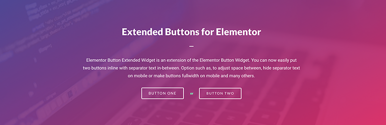 Read more about the article Extended Buttons for Elementor | InternetCSS