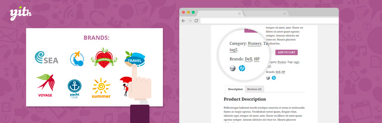 YITH WooCommerce Brands Add-On   YITH   brand