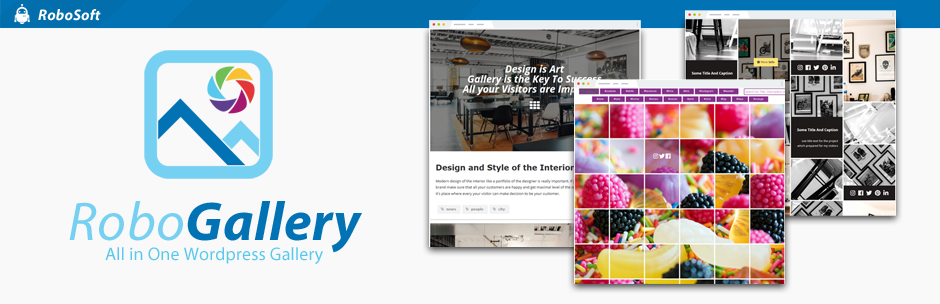 Image Gallery by Robo – Responsive Photo Gallery