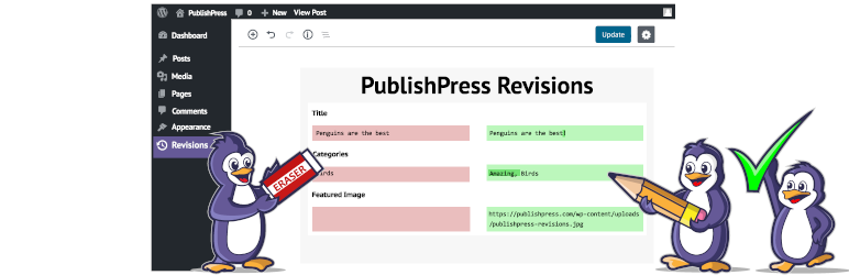 PublishPress Revisions: Submit