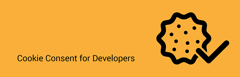 Cookie consent for developers