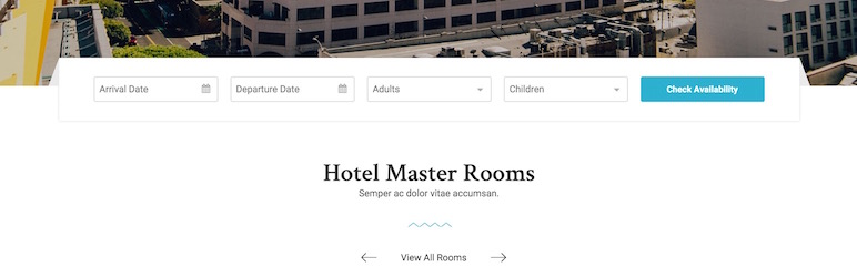 WP Hotel Booking WooCommerce | ThimPress | booking