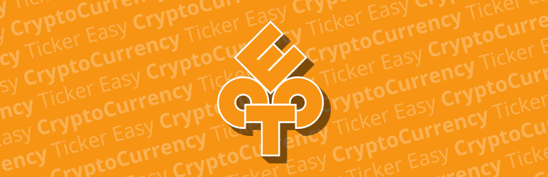 Easy CryptoCurrency Ticker