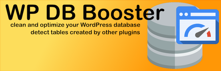 WP DB Booster