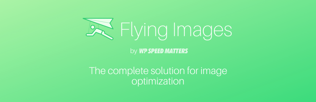 Flying Images by WP Speed Matters