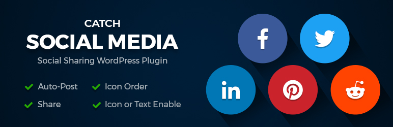 Read more about the article Catch Social Share | Catch Plugins | facebook social share,social media share,social network share,social share
