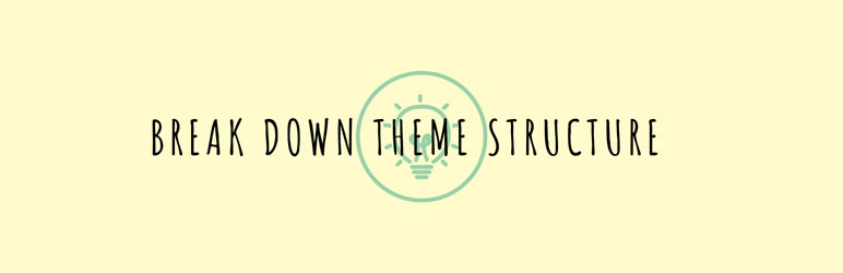 Confirm theme structure | R3098 | codec