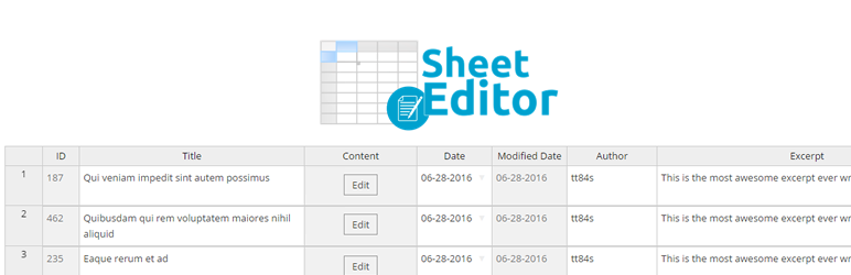 Bulk Edit Categories and Tags – Create Thousands Quickly on the Editor