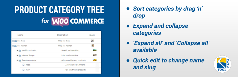 Product Category Tree