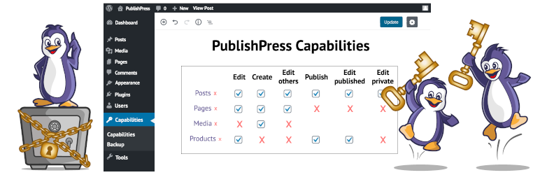 Read more about the article PublishPress Capabilities: Manage WordPress Permissions and Edit User Roles | PublishPress | authors,capabilities,Editors,permissions,user roles