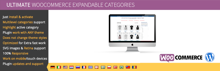 Read more about the article Ultimate WooCommerce Expandable Categories | MagniumThemes | Accordion,categories,expandable,woocommerce,woocommerce brand